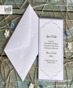 Invitatie de nunta cod 70229 din Catalogul Kristal Boutique