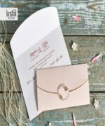 Invitatie de nunta cod 70239 din Catalogul Kristal Boutique