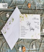 Invitatie de nunta cod 70244 din Catalogul Kristal Boutique