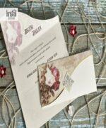 Invitatie de nunta cod 70261 din Catalogul Kristal Boutique