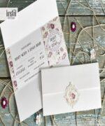 Invitatie de nunta cod 70268 din Catalogul Kristal Boutique