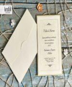 Invitatie de nunta cod 70277 din Catalogul Kristal Boutique
