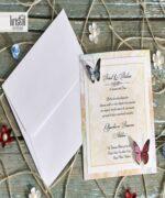 Invitatie de nunta cod 70279 din Catalogul Kristal Boutique