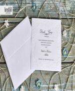 Invitatie de nunta cod 70282 din Catalogul Kristal Boutique