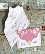Invitatie de nunta cod 70317 din Catalogul Kristal Boutique
