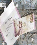 Invitatie de nunta cod 70323 din Catalogul Kristal Boutique
