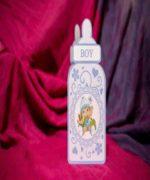 Invitatie de botez cod 144 din Catalogul Lara Baby