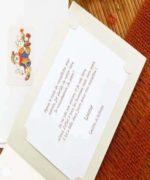 Invitatie de botez cod 15210 din Catalogul Deluxe Botez