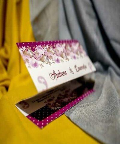 Invitatie de nunta cod 201 din Catalogul Best Cards