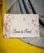 Invitatie de nunta cod 202 din Catalogul Best Cards