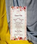 Invitatie de nunta cod 203 din Catalogul Best Cards