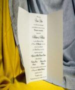 Invitatie de nunta cod 210 din Catalogul Best Cards