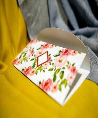 Invitatie de nunta cod 212 din Catalogul Best Cards
