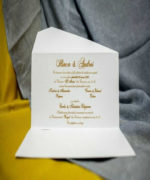 Invitatie de nunta cod 214 din Catalogul Best Cards