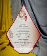 Invitatie de nunta cod 218 din Catalogul Best Cards