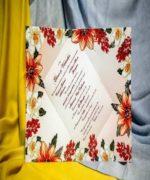 Invitatie de nunta cod 221 din Catalogul Best Cards