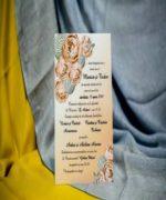 Invitatie de nunta cod 224 din Catalogul Best Cards