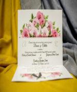 Invitatie de nunta cod 227 din Catalogul Best Cards