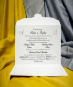 Invitatie de nunta cod 231 din Catalogul Best Cards