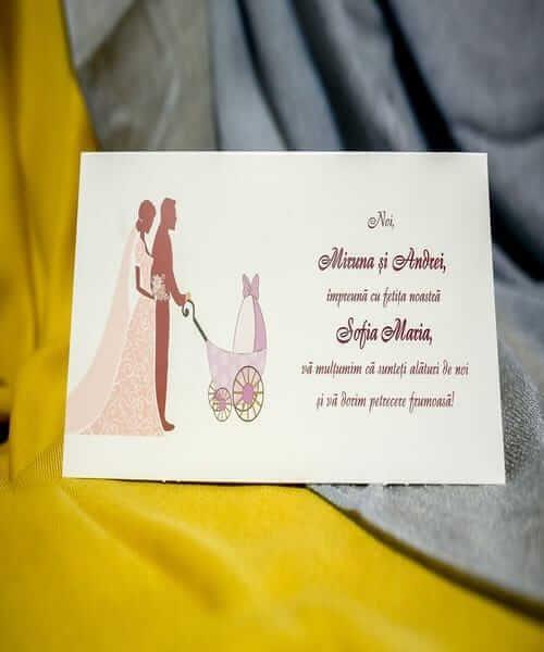 Invitatie de nunta cod 238 din Catalogul Best Cards