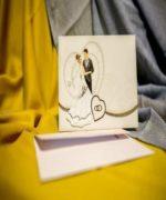 Invitatie de nunta cod 3225 din Catalogul Best Cards
