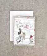 Invitatie de botez cod 15702 din Catalog Disney