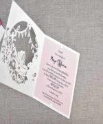 Invitatie de botez cod 15709 din Catalog Disney
