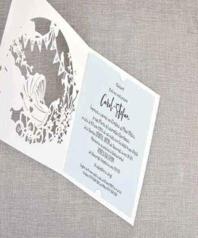 Invitatie de botez cod 15710 din Catalog Disney