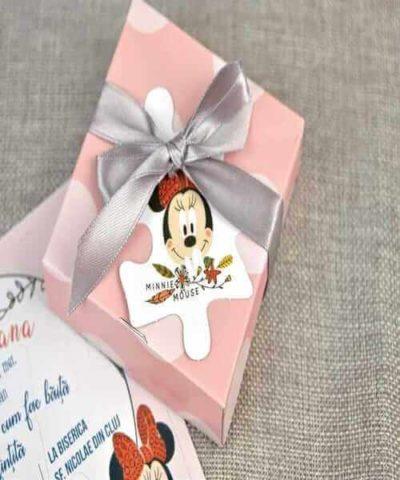 Invitatie de botez cod 15711 din Catalog Disney