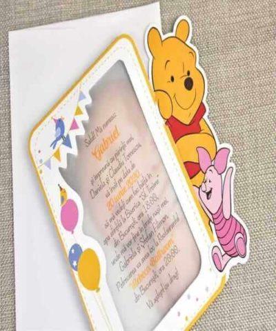 Invitatie de botez cod 15729 din Catalog Disney