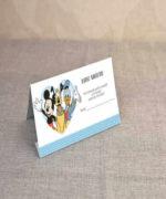 Plic bani botez cod 5723 din Catalog Disney