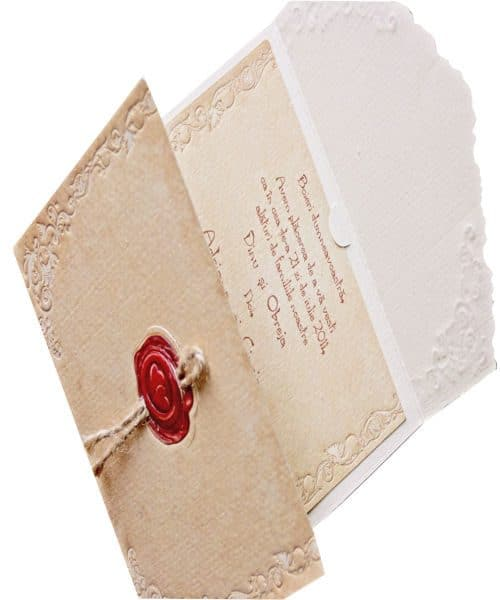 Invitatie nunta 31302 Catalog Clara