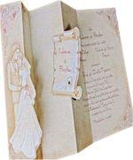 Invitatie nunta 31314 Catalog Clara