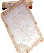 Invitatie nunta 31328 Catalog Clara