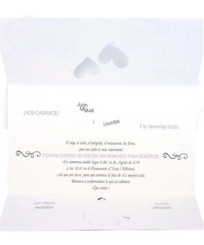 Invitatie nunta 39219 Catalog Clara-1