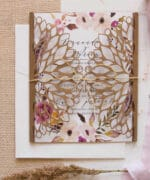 Invitatie nunta cod 39810 Catalogul Emma