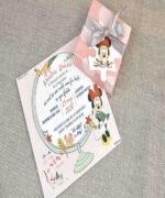 Invitatie botez cod 15711 Catalogul Disney