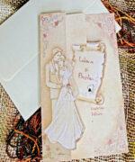 Invitatie nunta cod 31314 Catalogul Clara